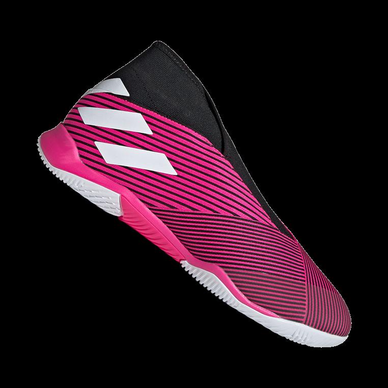 adidas Hallenschuh Nemeziz 19.3 LL IN pink/schwarz