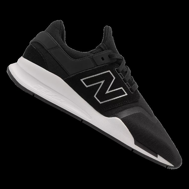 New Balance Freizeitschuh 247 GI schwarz/weiß