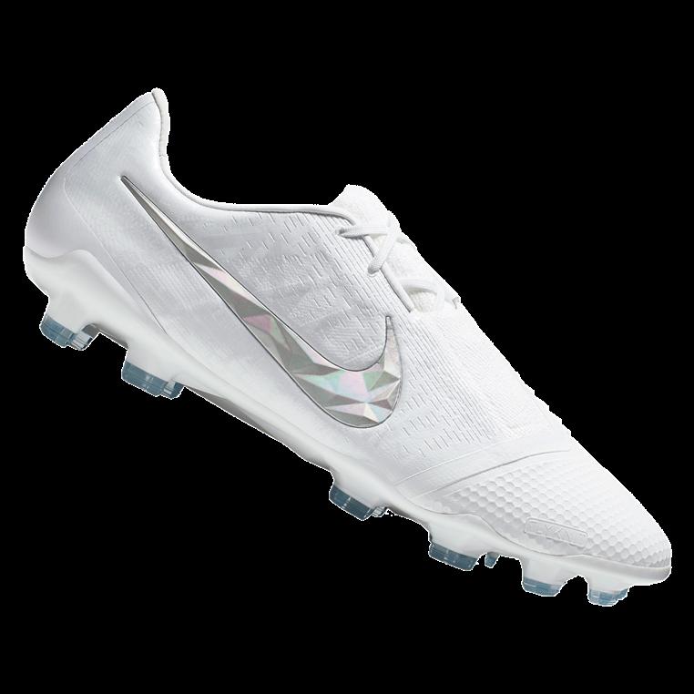 Nike Fußballschuh Phantom Venom Elite FG weiß/silber