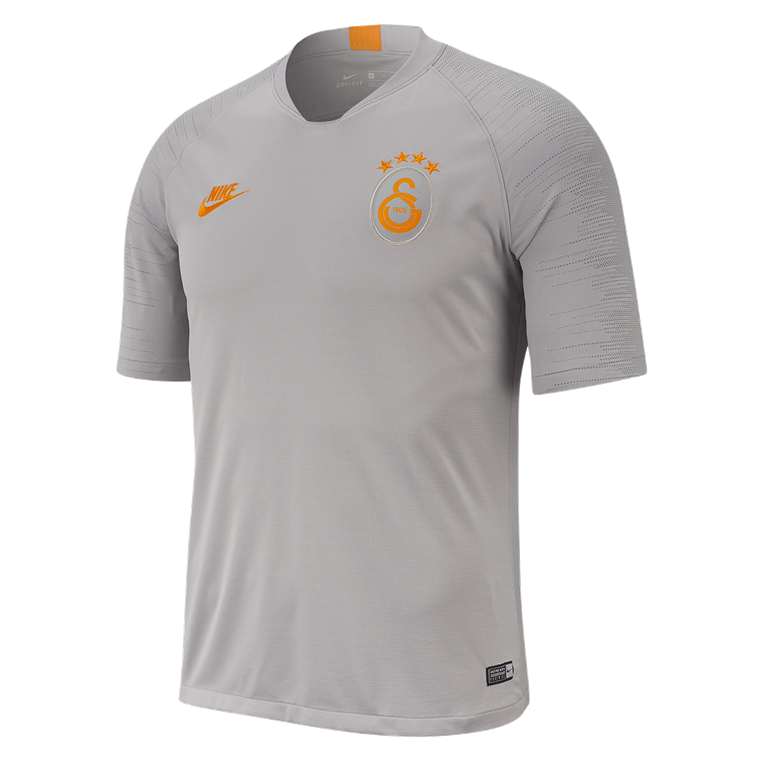 Nike Galatasaray Istanbul Trainingsshirt Breathe Strike Top grau/orange