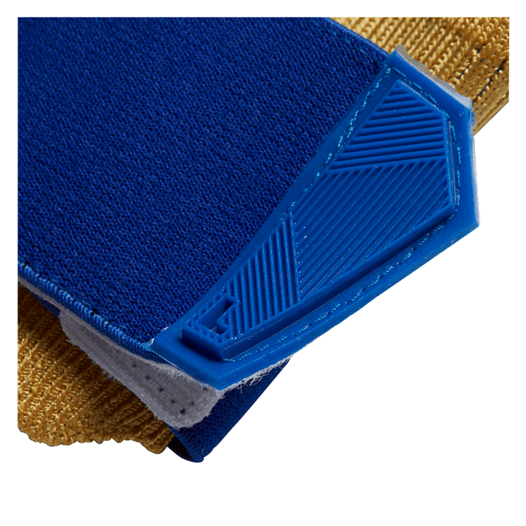 adidas Torwarthandschuhe Predator Pro gold/blau