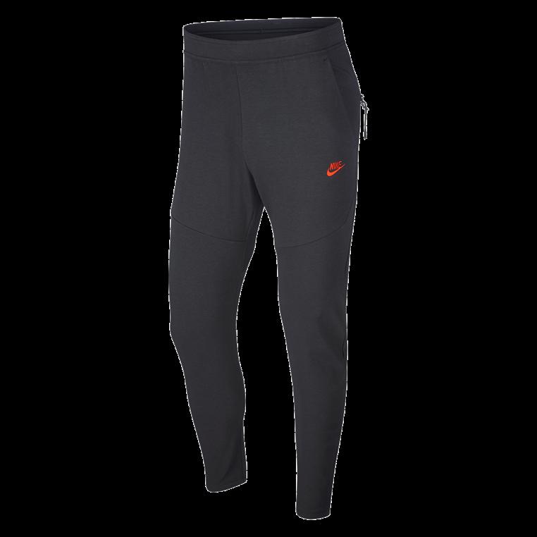 Nike Chelsea FC Jogginghose Tech Pack Track CL Pant anthrazit/orange