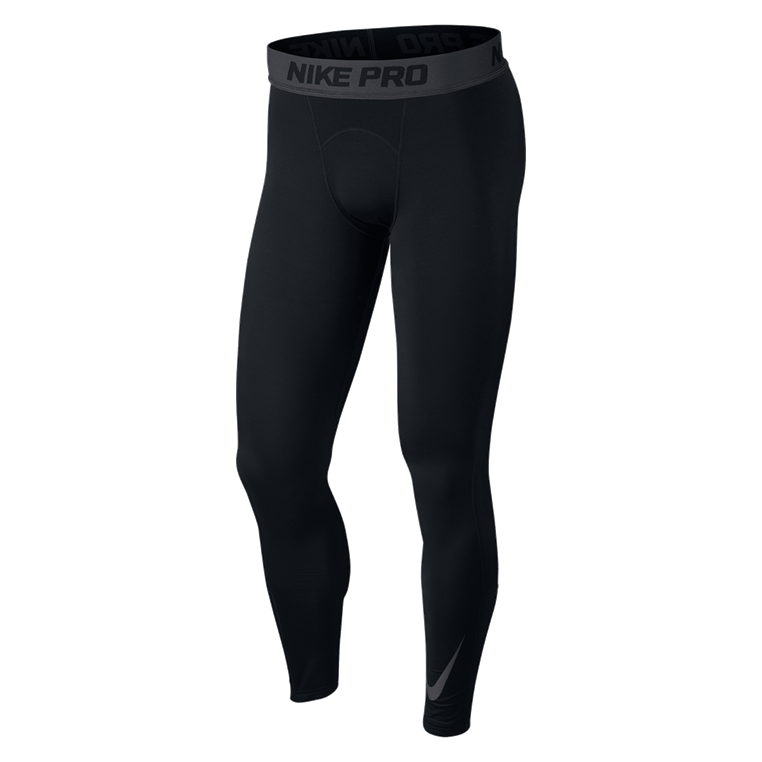 Nike Funktionshose Therma Pro Warm Tight schwarz/anthrazit