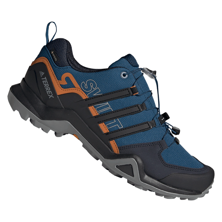 adidas Schuh Terrex Swift R2 GTX blau/schwarz