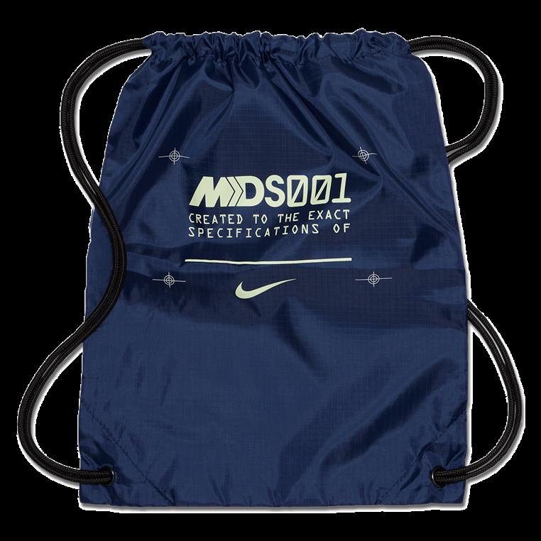 Nike Fußballschuh Mercurial Vapor XIII Elite MDS SG-Pro AC dunkelblau/weiß