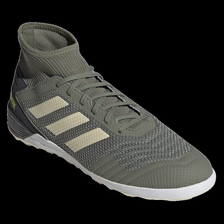 adidas Hallenschuh Predator 19.3 IN olivegrün/beige