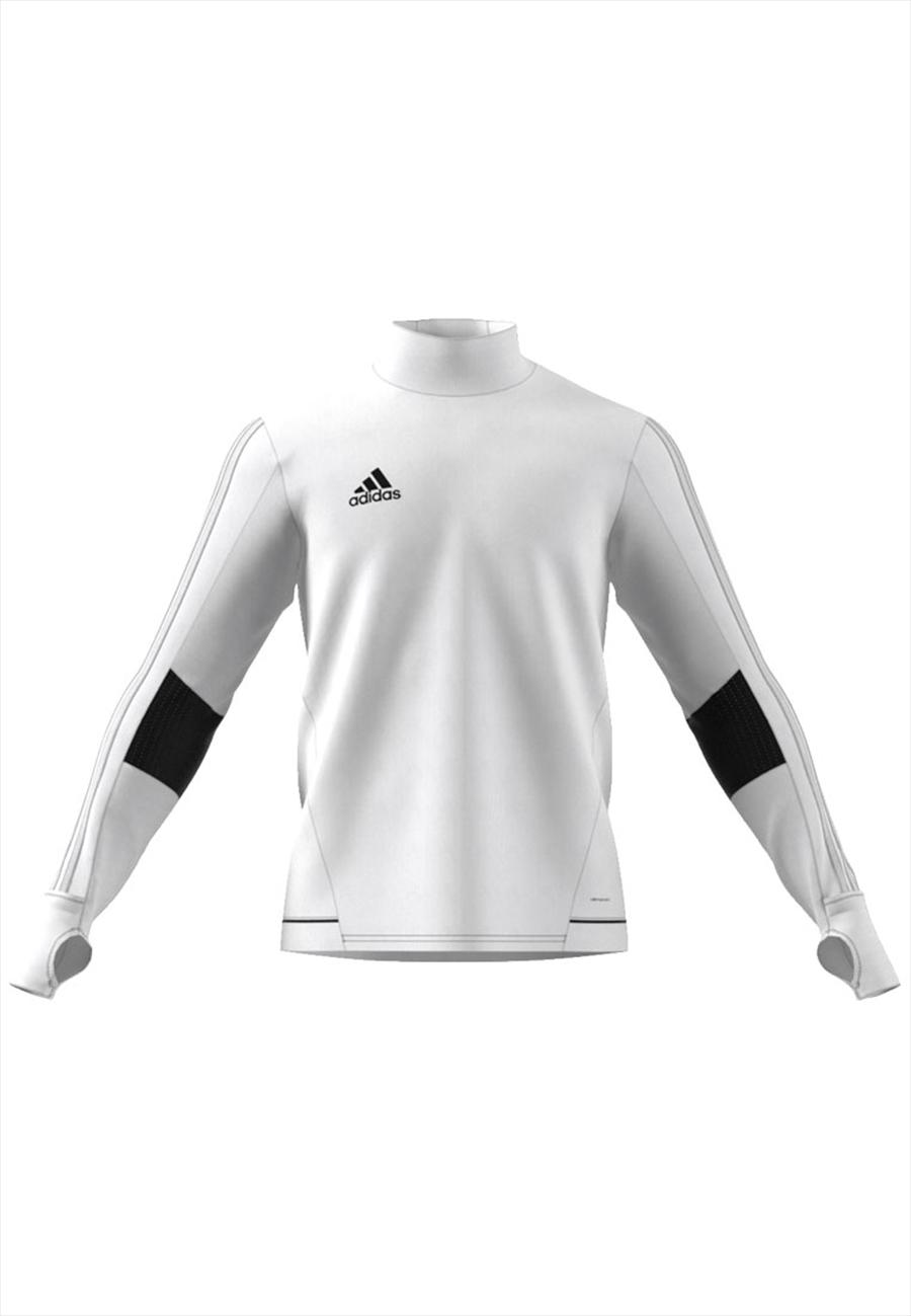adidas Sweater Tiro 17 Training Top weiß/schwarz Bild 7