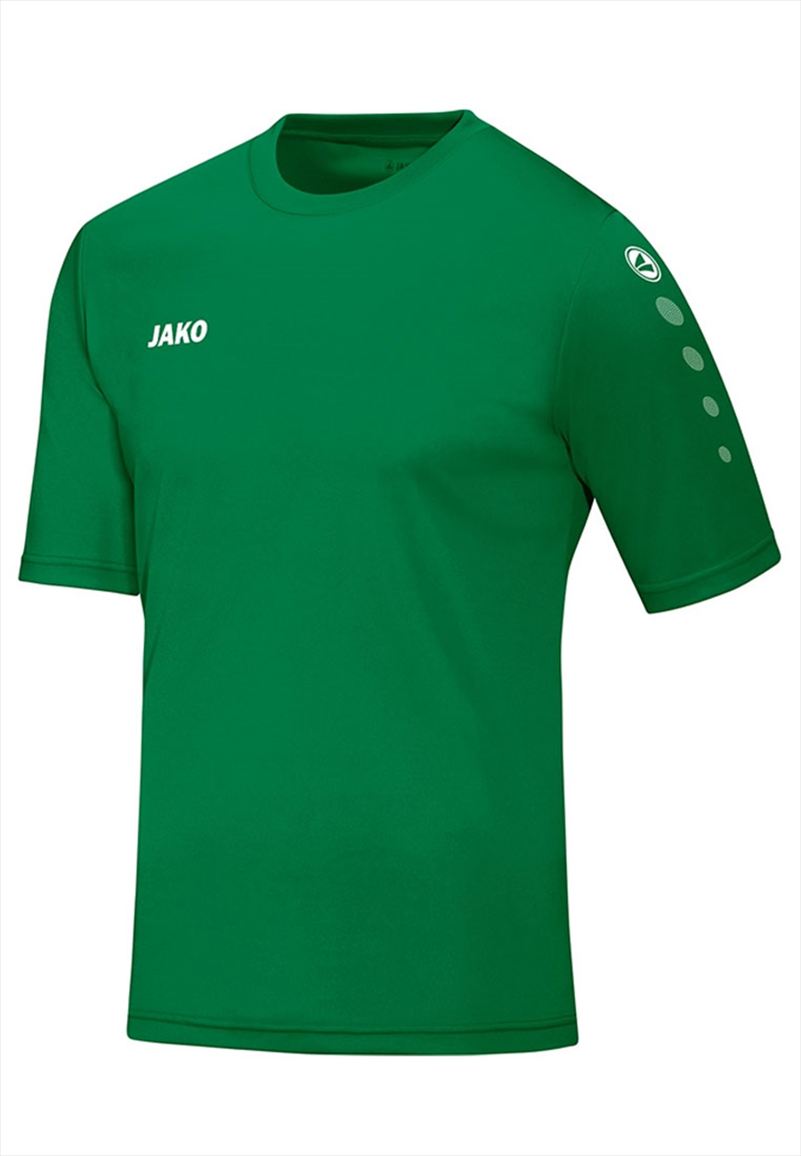 Jako Trikot Team KA grün/weiß Bild 2