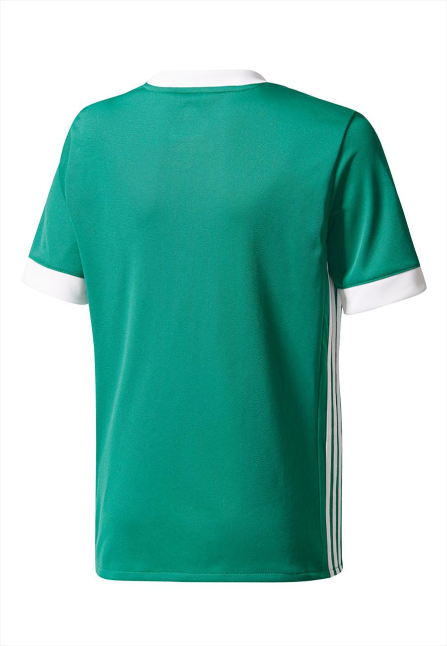 adidas SK Rapid Wien Kinder Heim Trikot 2018/19 grün/hellgrün Bild 3