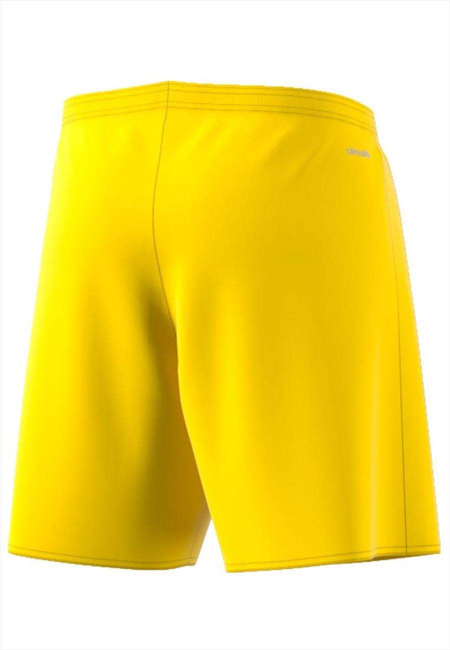 adidas Kinder Short Parma 16 gelb/schwarz Bild 3