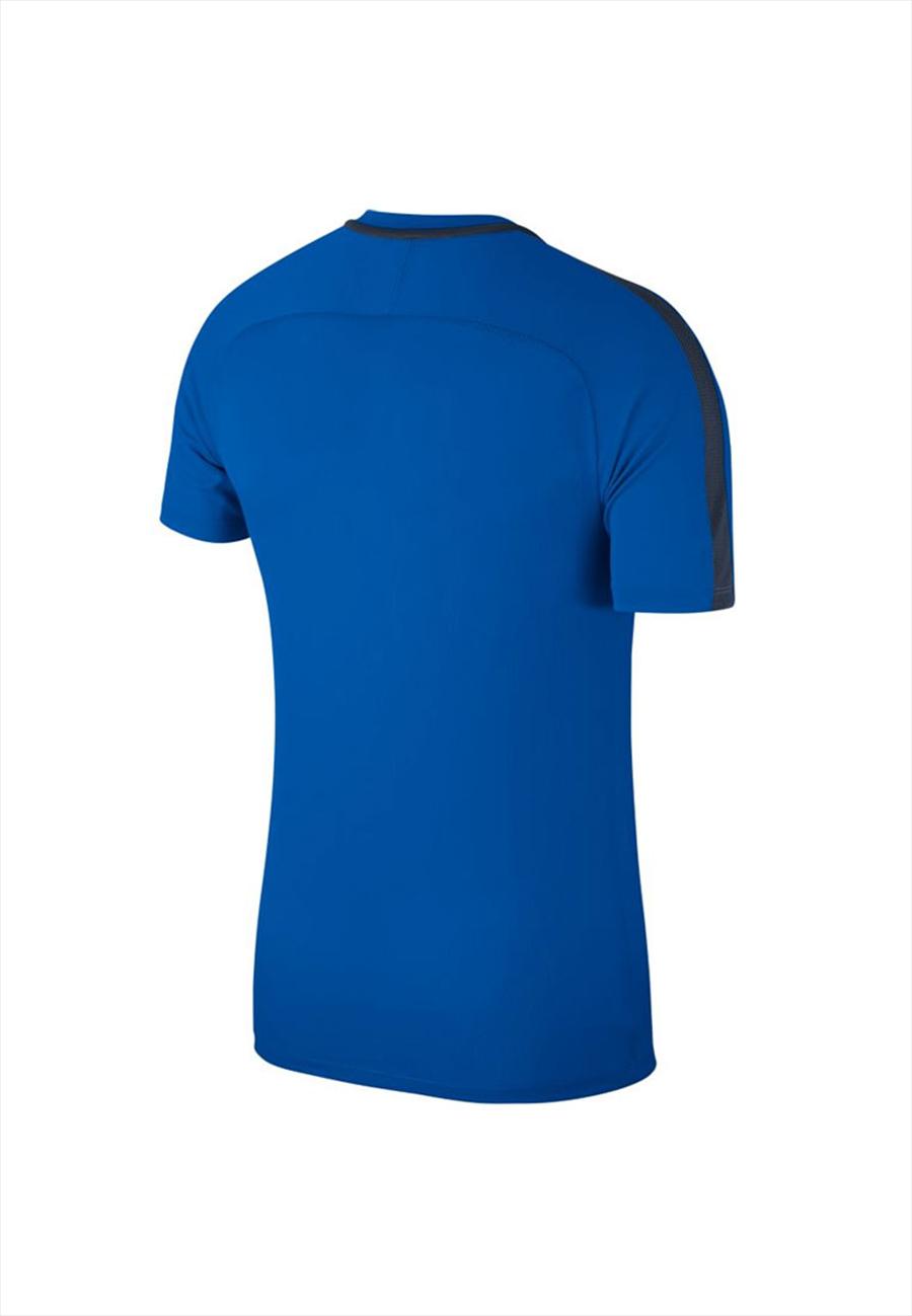 Nike Kinder Trainingsshirt Academy 18 SS Top blau/weiß Bild 3
