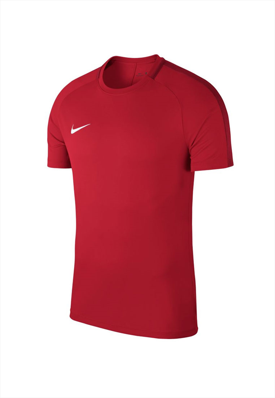 Nike Kinder Trainingsshirt Academy 18 SS Top rot/weiß