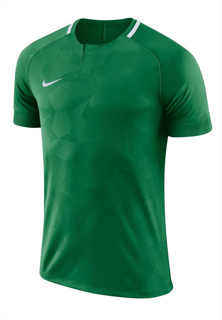 Nike Trikot Challenge II SS Jersey grün/weiß Bild 2
