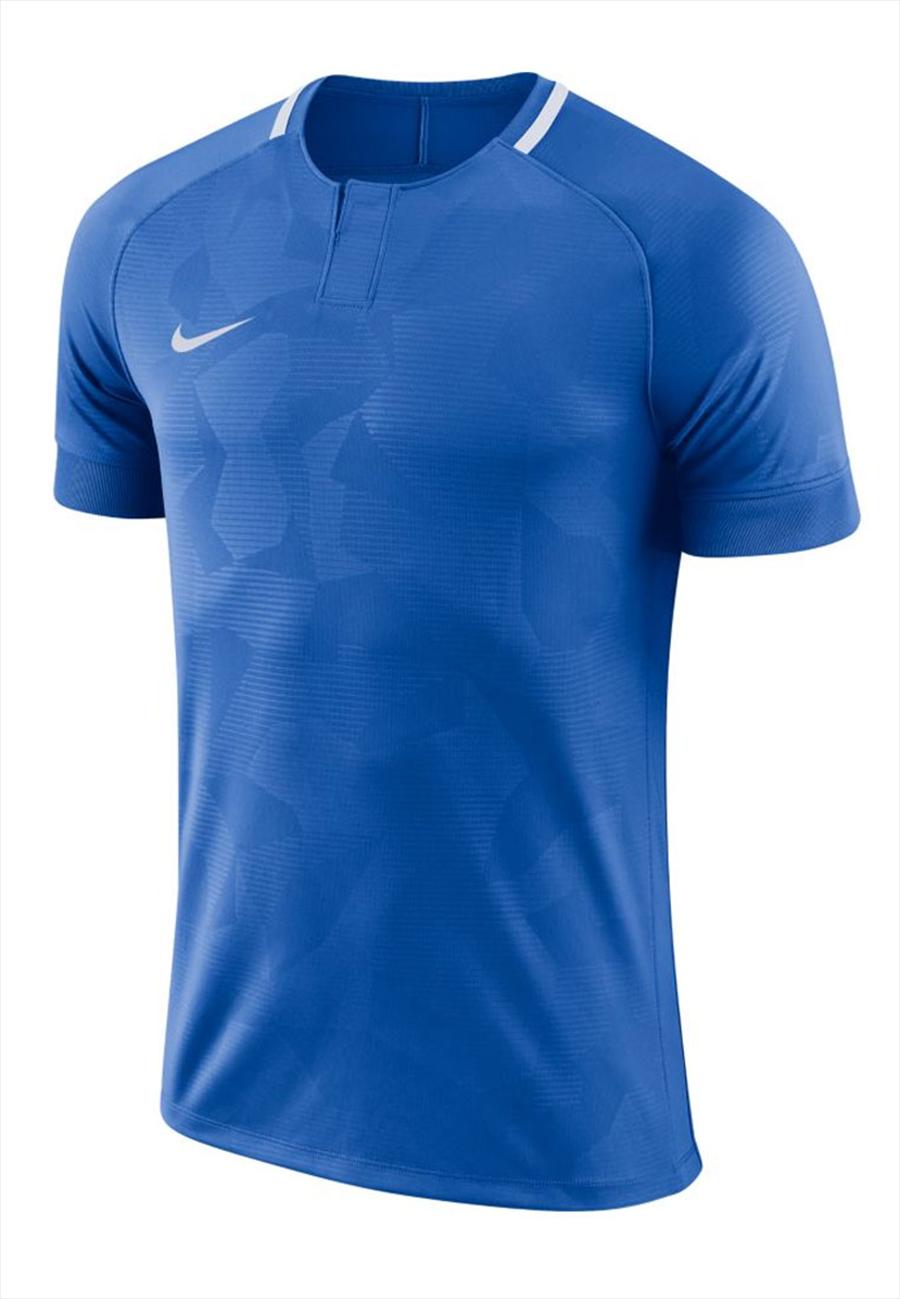 Nike Trikot Challenge II SS Jersey blau/weiß Bild 2