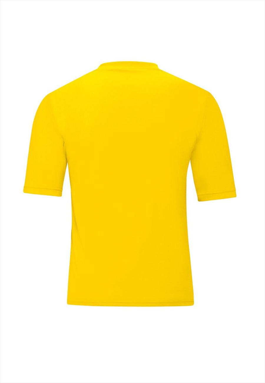 Jako Kinder Trikot Team KA gelb/schwarz Bild 3