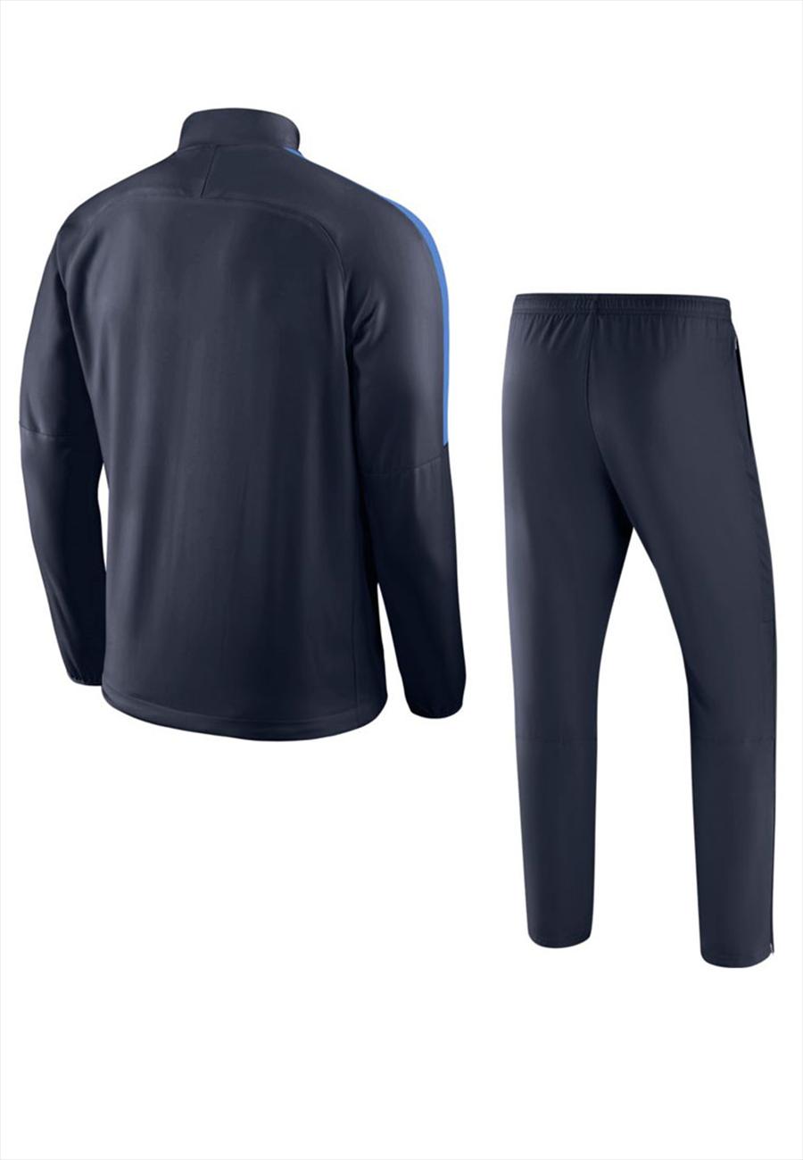 Nike Trainingsanzug Academy 18 Woven Tracksuit dunkelblau Bild 3