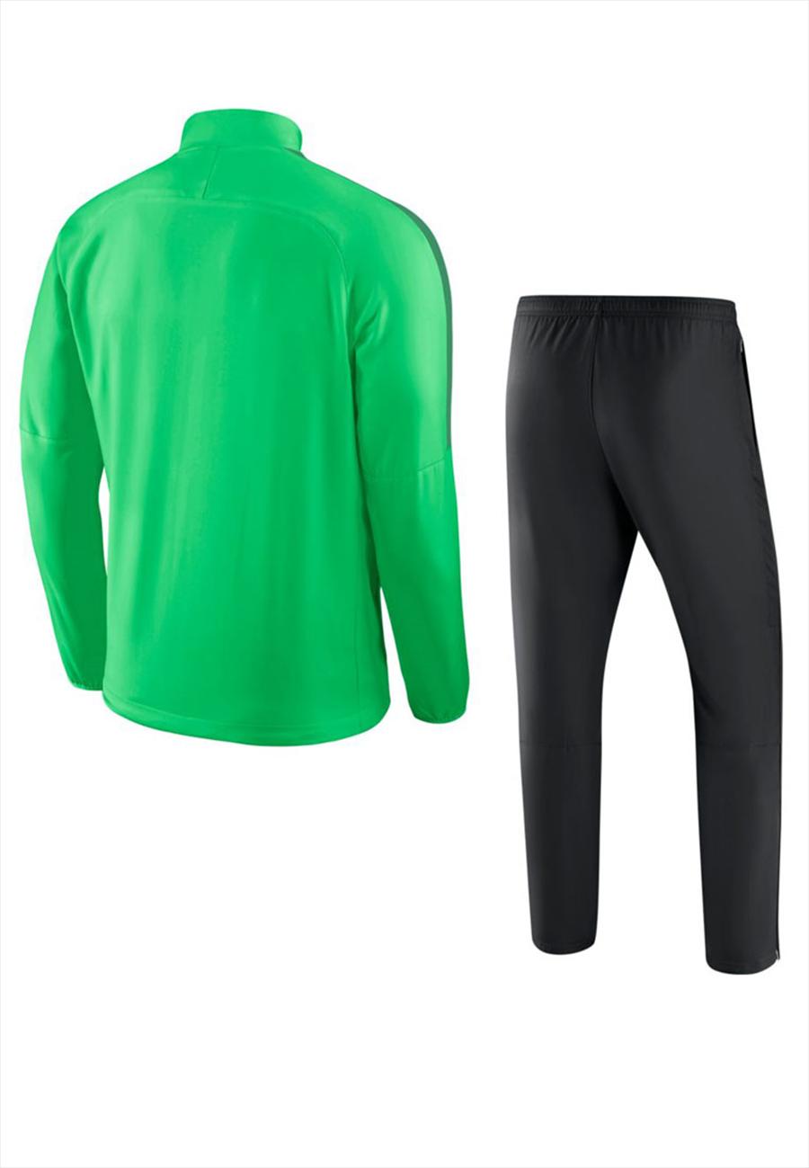 Nike Trainingsanzug Academy 18 Woven Tracksuit grün fluo Bild 3