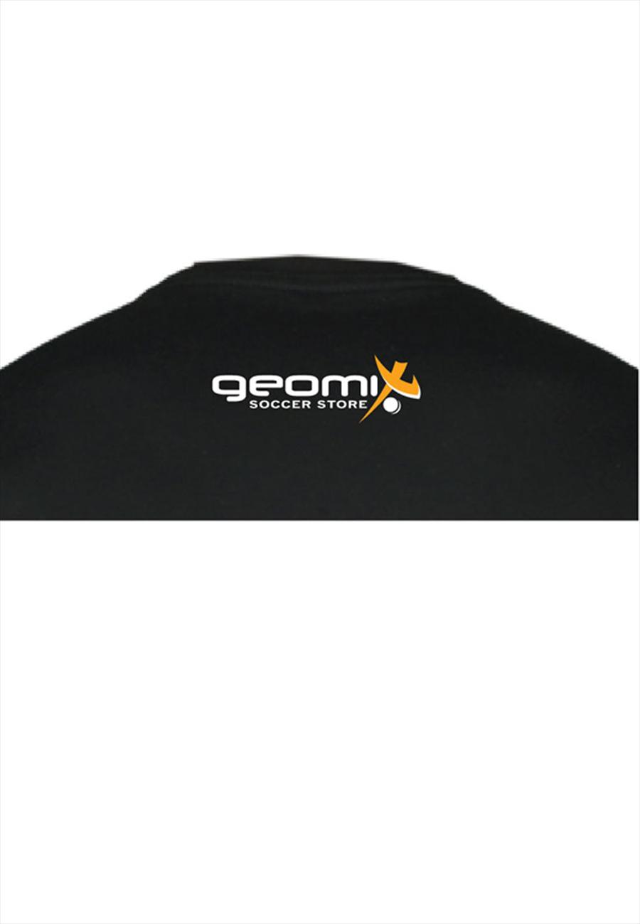 geomix Kinder Shirt Skelettinho schwarz/rot Bild 3