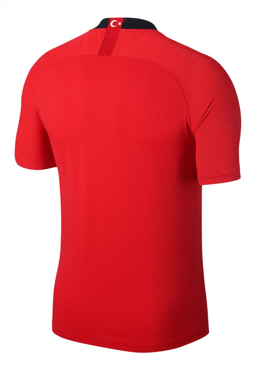Nike Türkei Herren Heim Trikot Authentic 201819 rotweiß