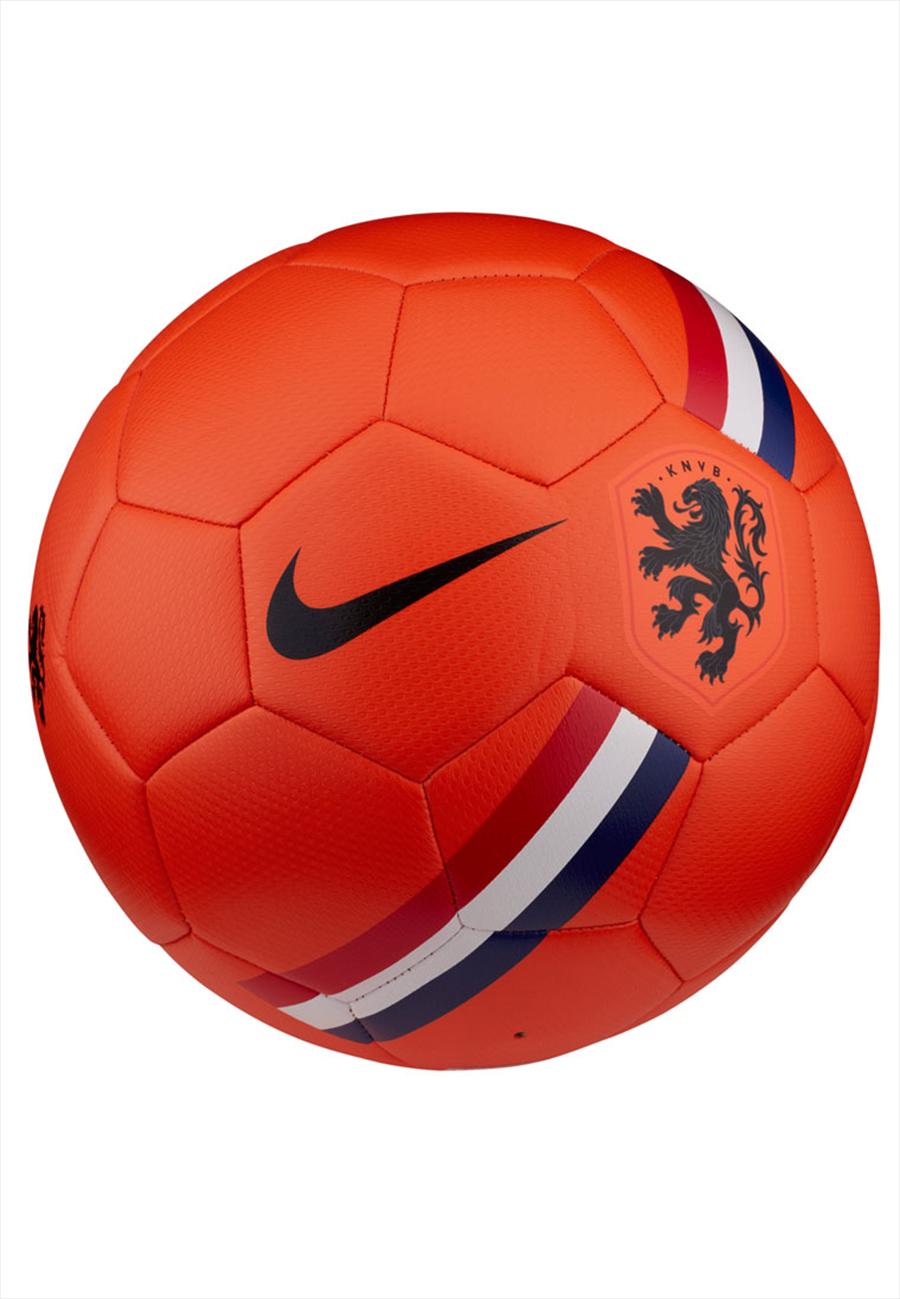 Nike Niederlande Fußball Prestige Größe 5 orange/schwarz Bild 3