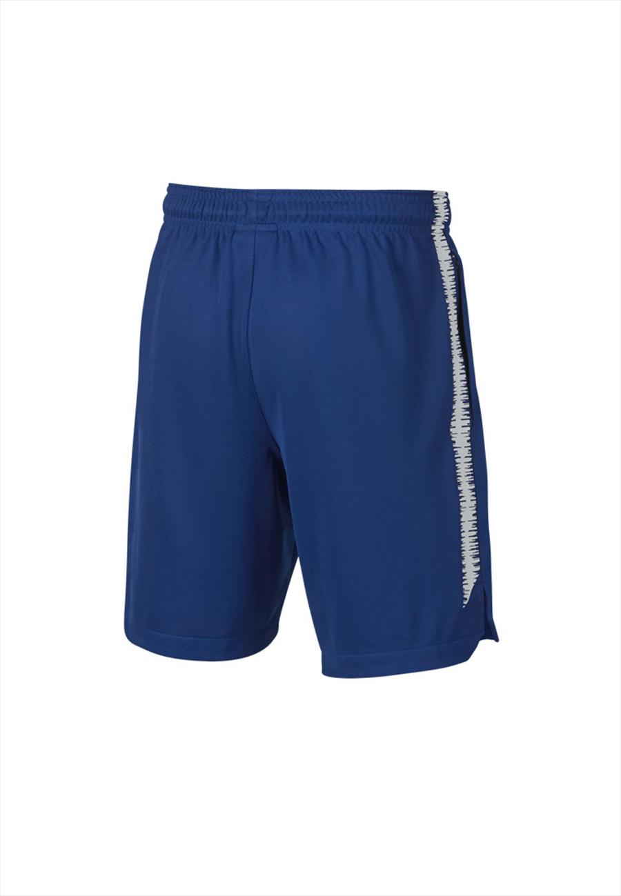 Nike Chelsea FC Kinder Trainingsshort Squad blau/weiß Bild 3