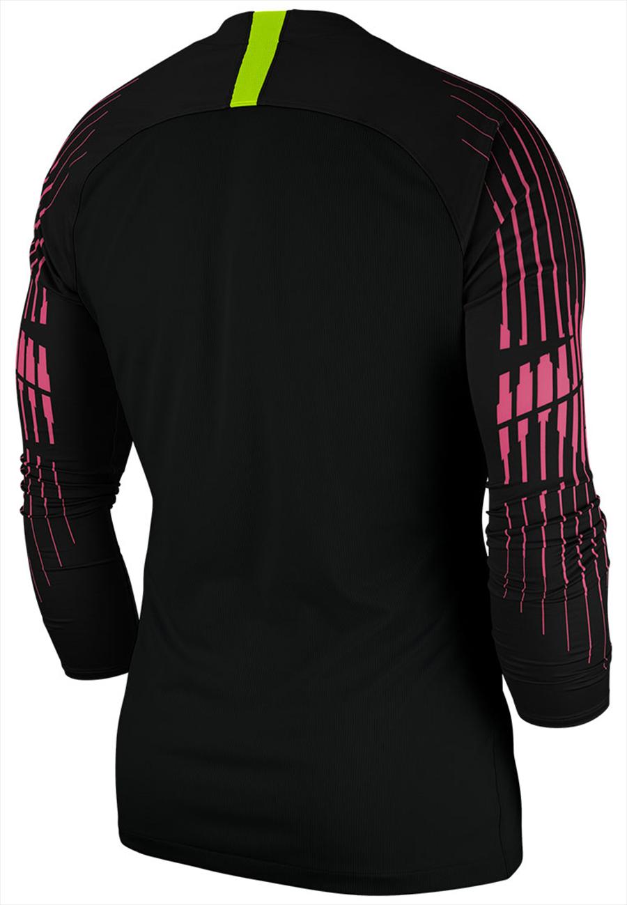 Nike Langarm Torwartshirt Gardien schwarz/pink fluo Bild 3