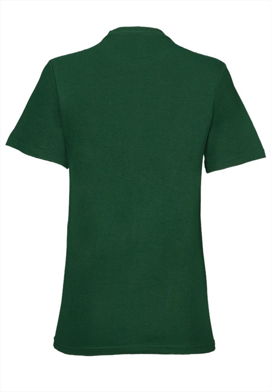geomix Deutschland Shirt Germany grün/weiß Bild 3