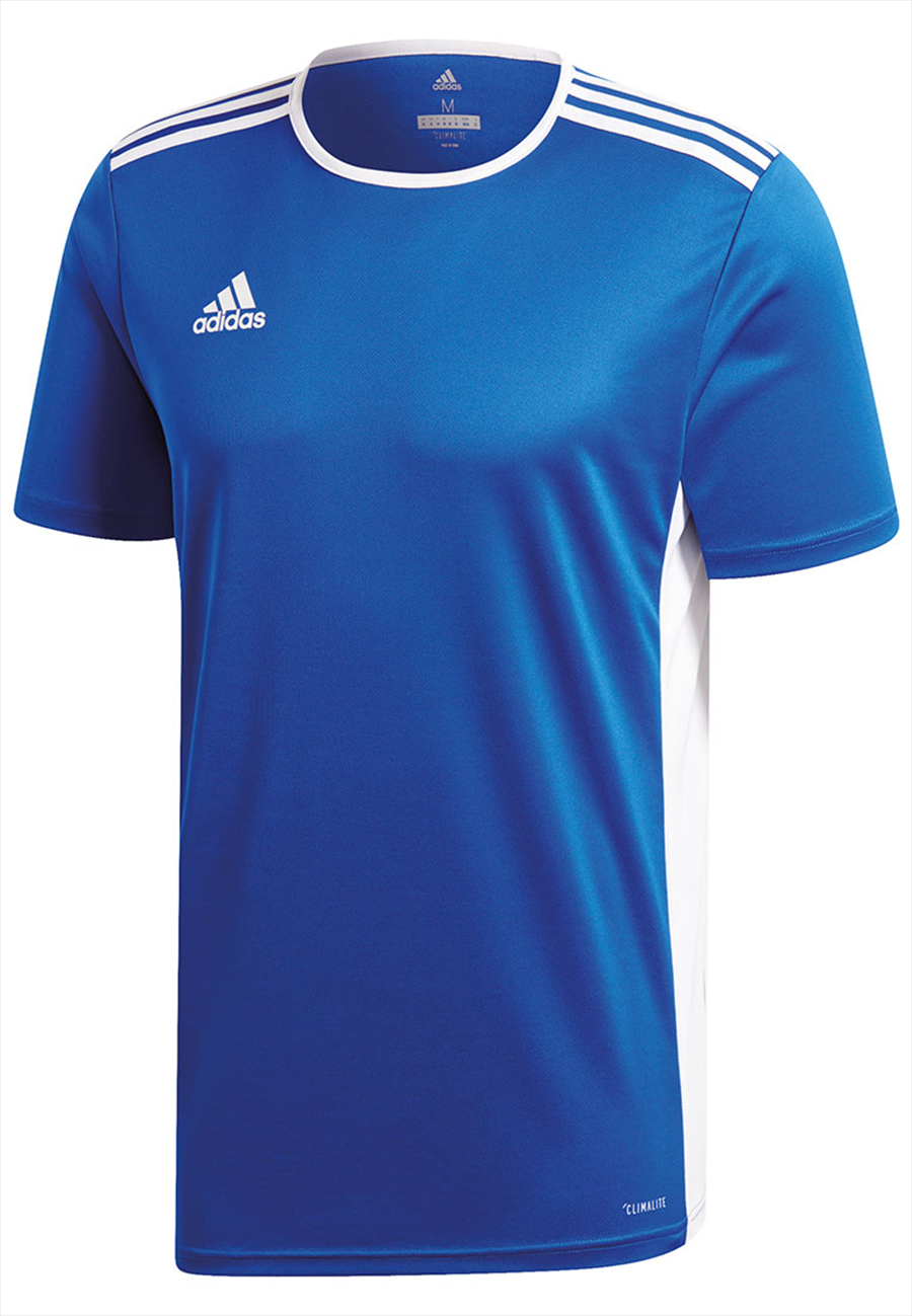 adidas Trikot Entrada 18 Jersey blau/weiß Bild 2