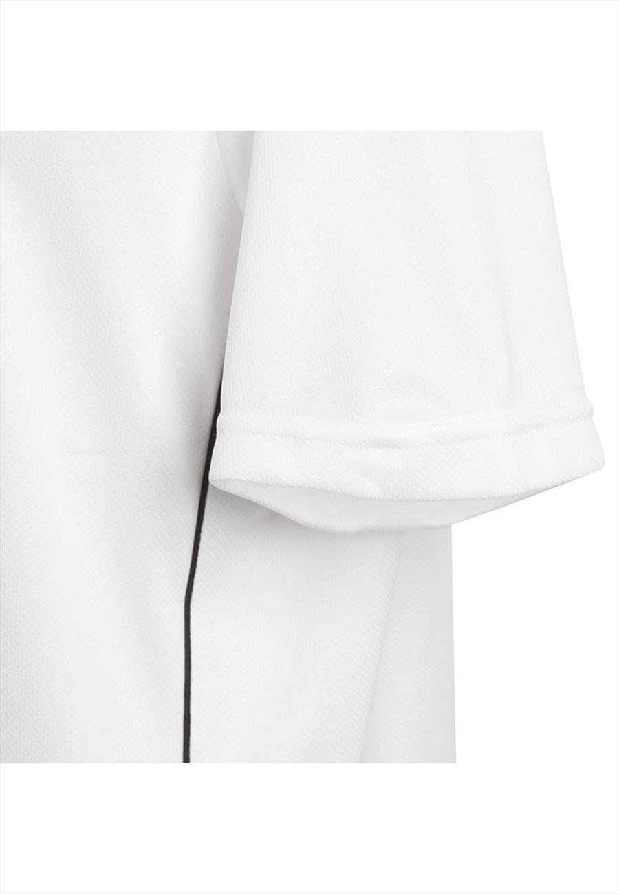 adidas Kinder Shirt Core 18 Training Jersey weiß/schwarz Bild 4