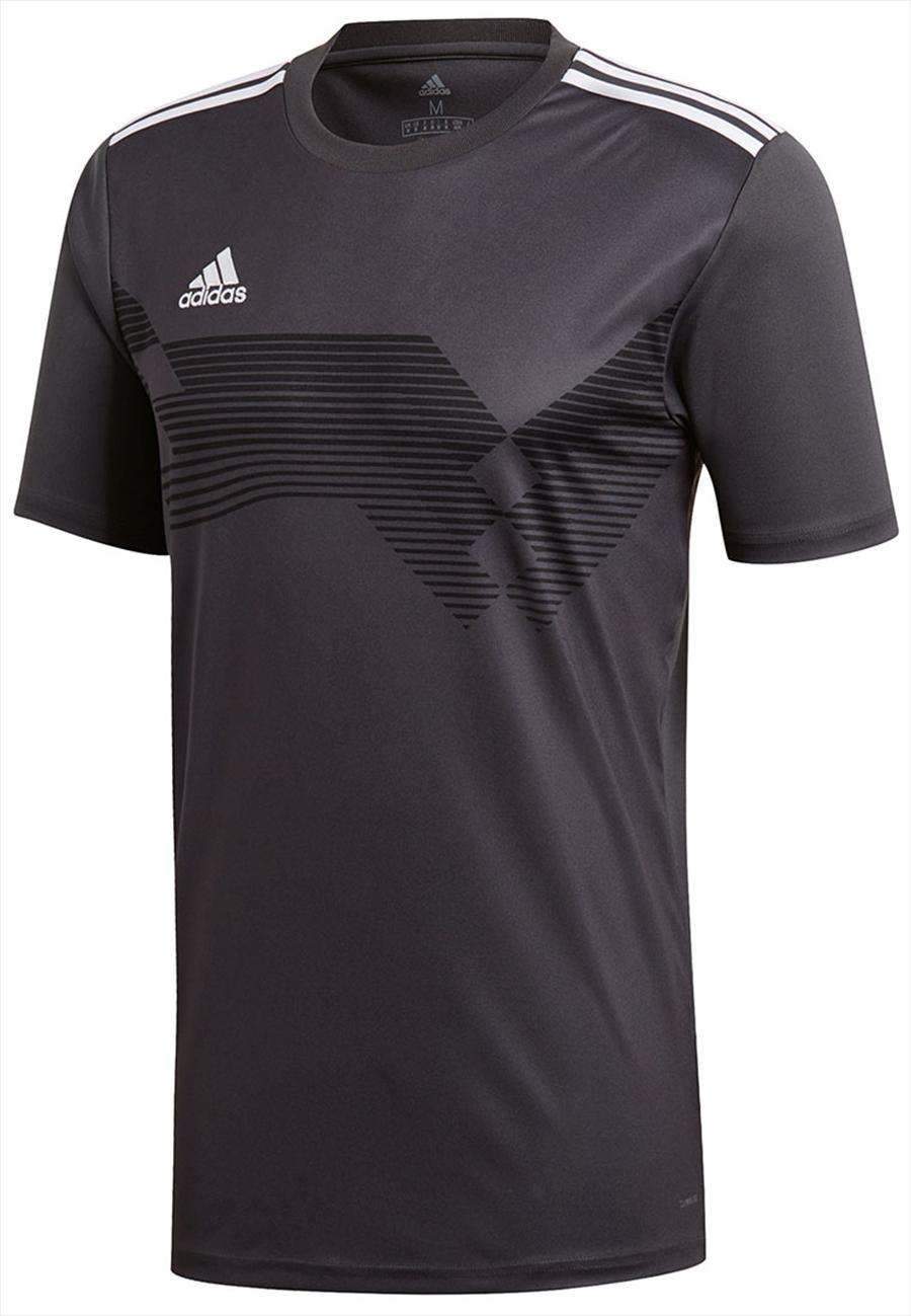 adidas Trikot Campeon 19 Jersey anthrazit/weiß Bild 2