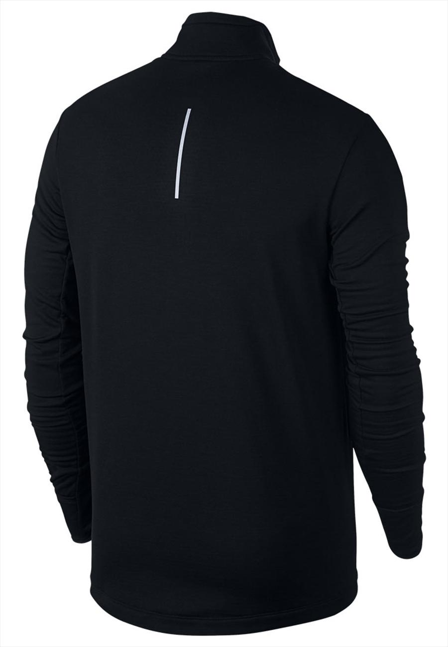 Nike Laufoberteil Sphere Half Zip Top 2.0 schwarz/silber Bild 3