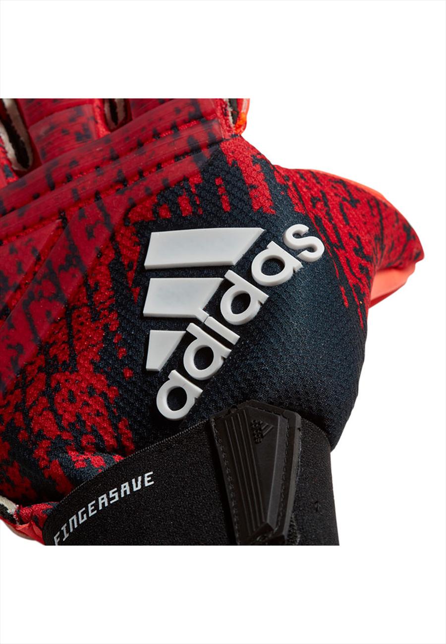 adidas Torwarthandschuhe Predator Pro FS rot/schwarz Bild 3