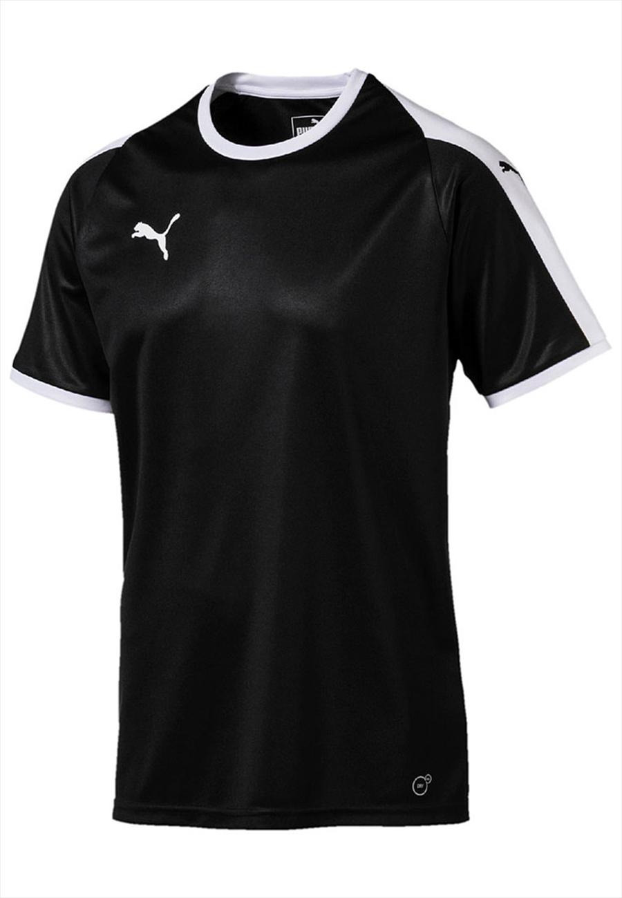 Puma Trikot Liga Jersey schwarz/weiß Bild 2