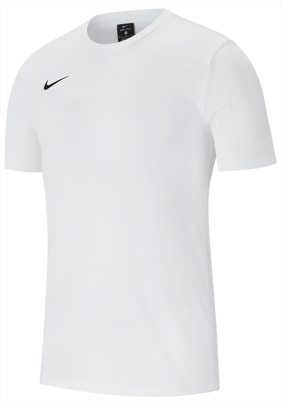 Nike Shirt Team Club 19 Tee SS weiß