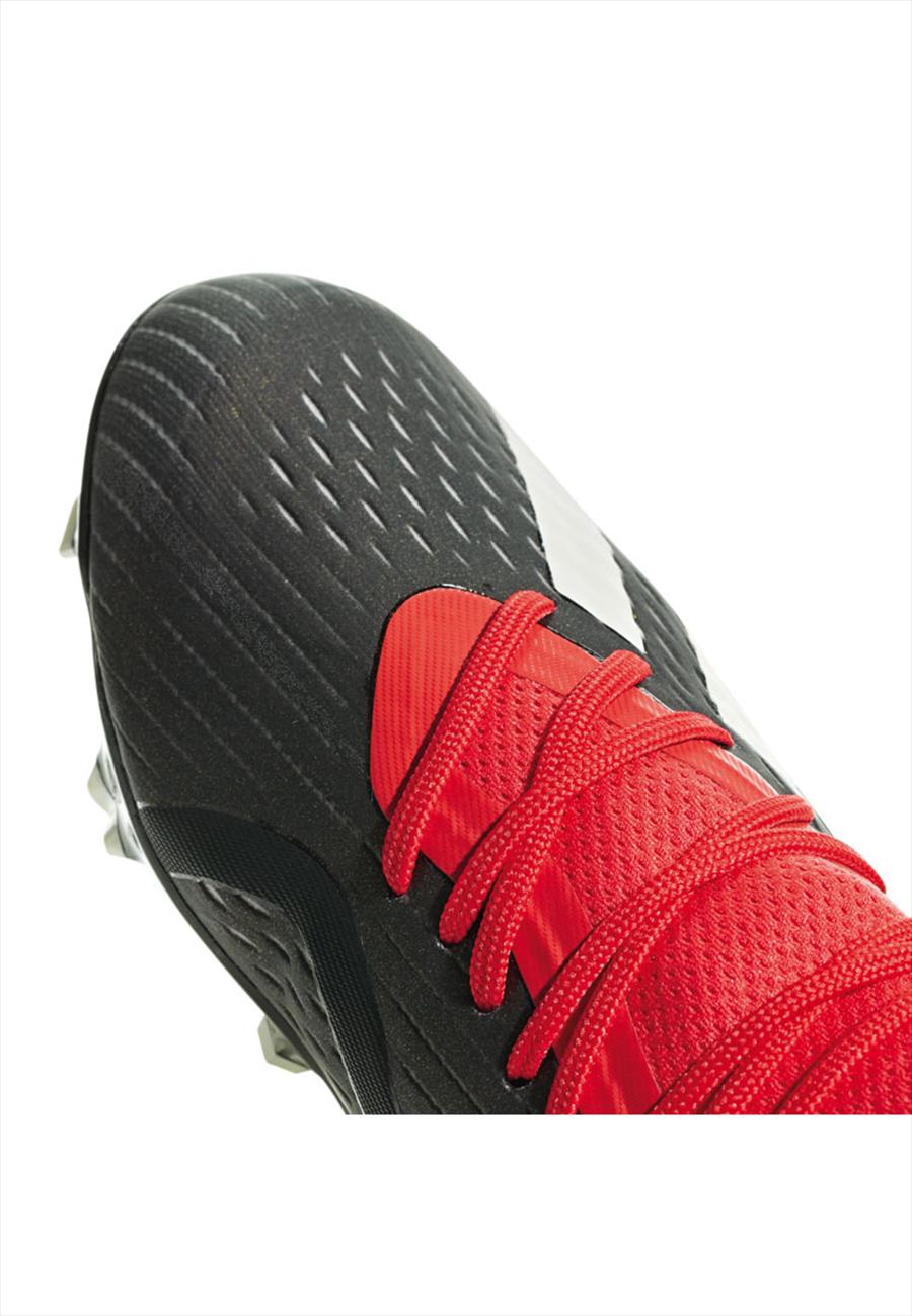 adidas Kinder Fußballschuh X 18.1 FG J schwarz/rot Bild 8