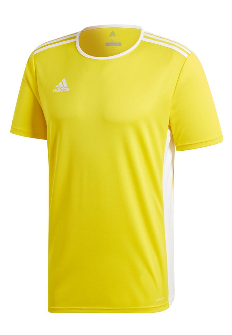 adidas Trikot Entrada 18 Jersey gelb/weiß Bild 2