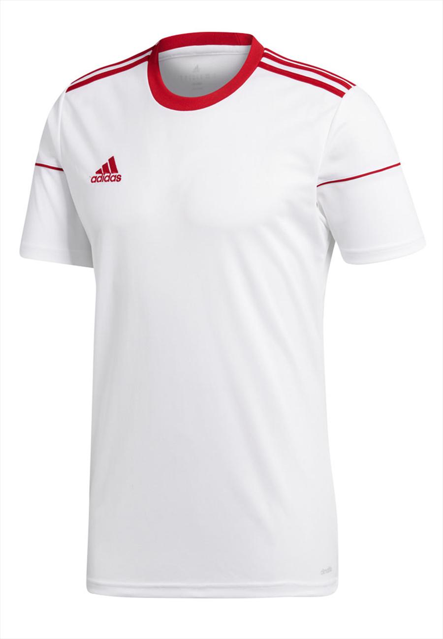 adidas Trikot Squadra 17 weiß/rot Bild 2