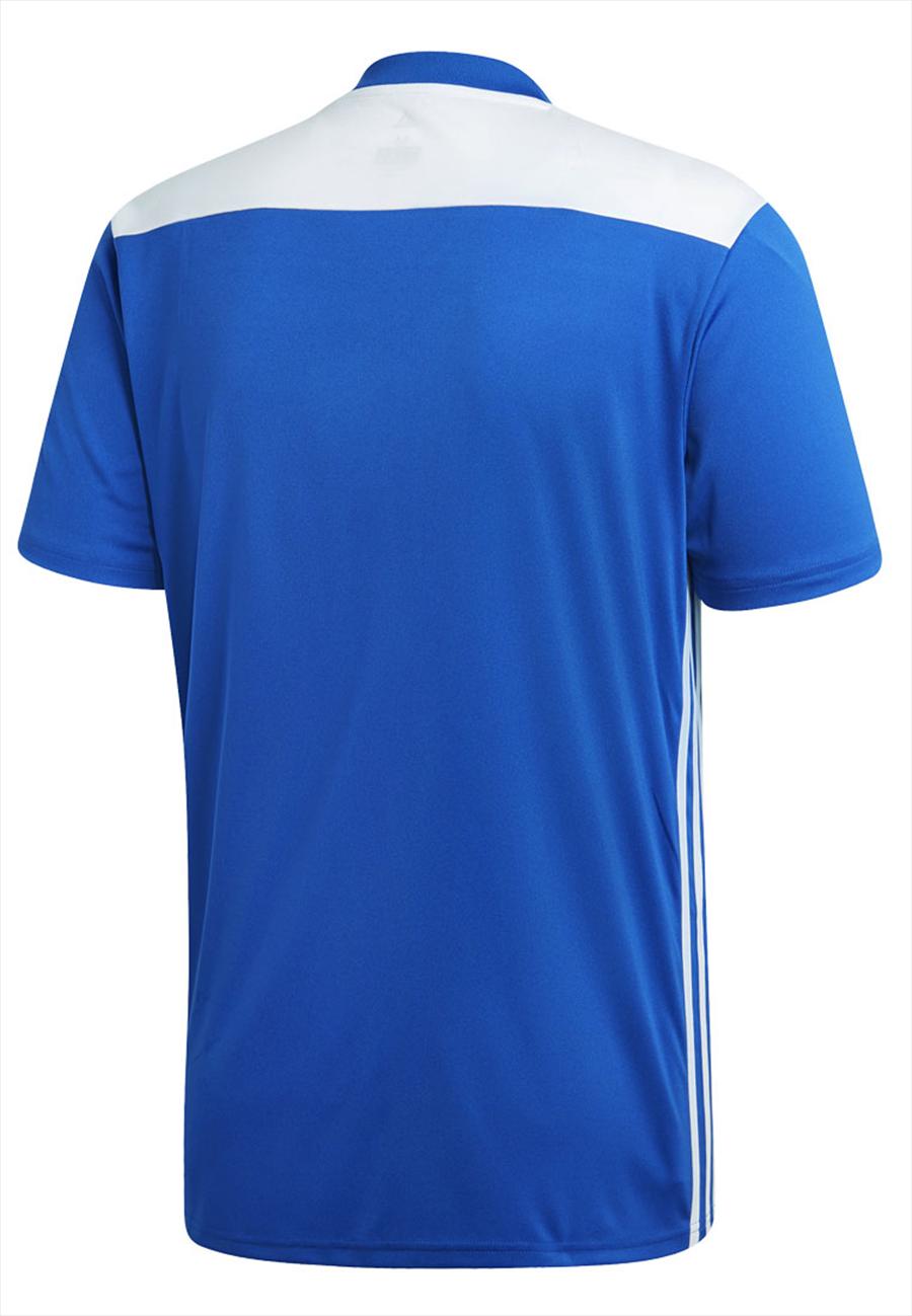 Adidas shirt Regista 18 Jersey blauwwit