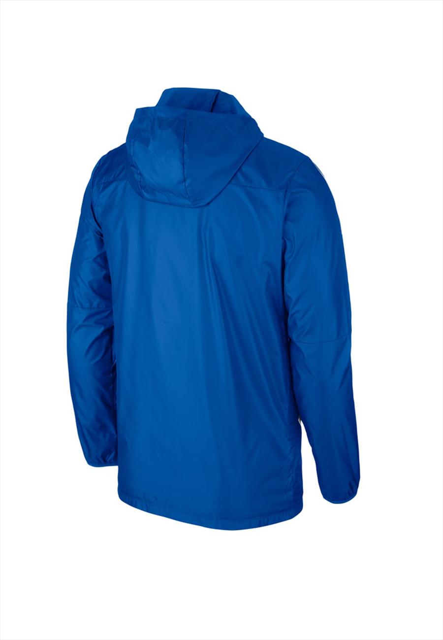 Nike Kinder Regenjacke Park 18 blau/weiß Bild 3