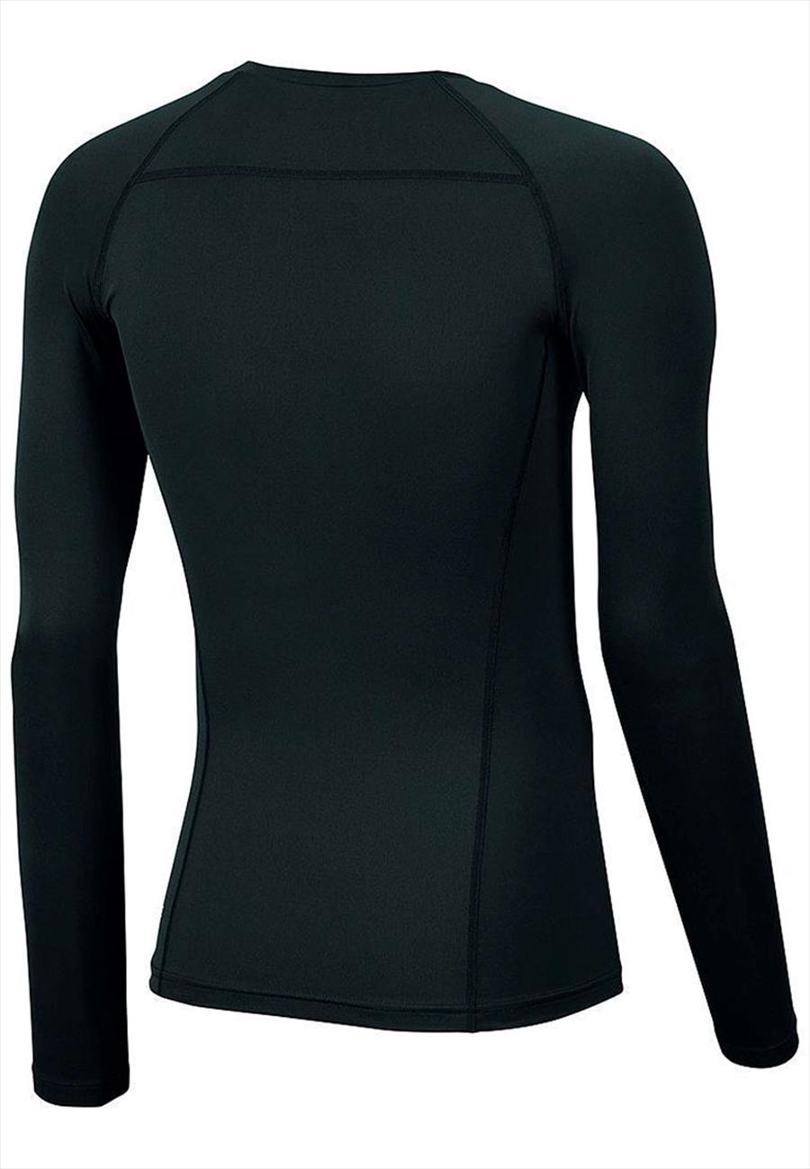 Puma Langarm Funktionsshirt Liga Baselayer LS Warm Tee schwarz/weiß Bild 3
