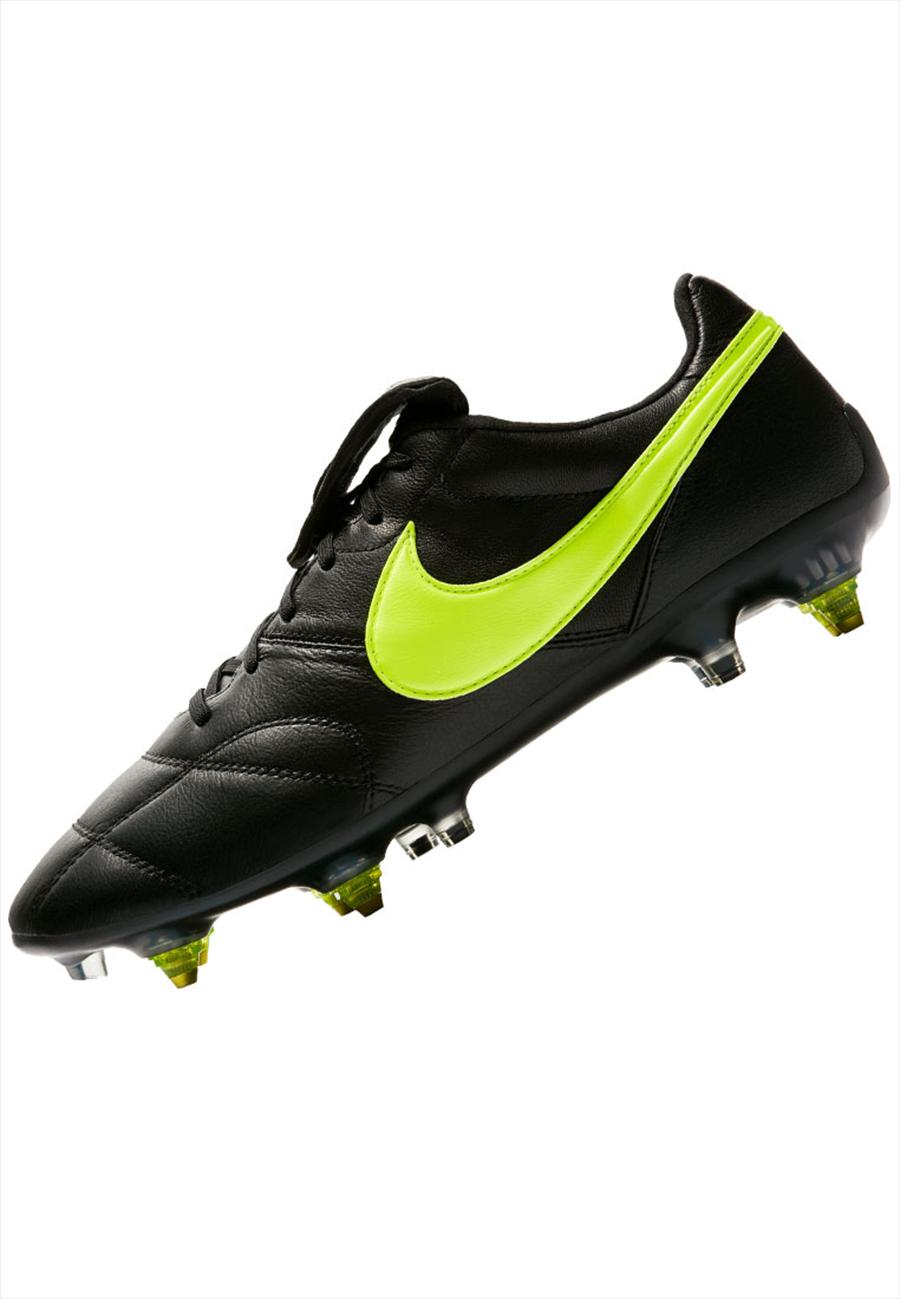 Nike Fußballschuh The Nike Premier II SG-Pro AC schwarz/gelb fluo Bild 3