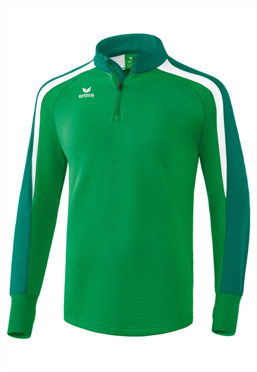 Erima Trainingstop Liga 2.0 grün/weiß Bild 2