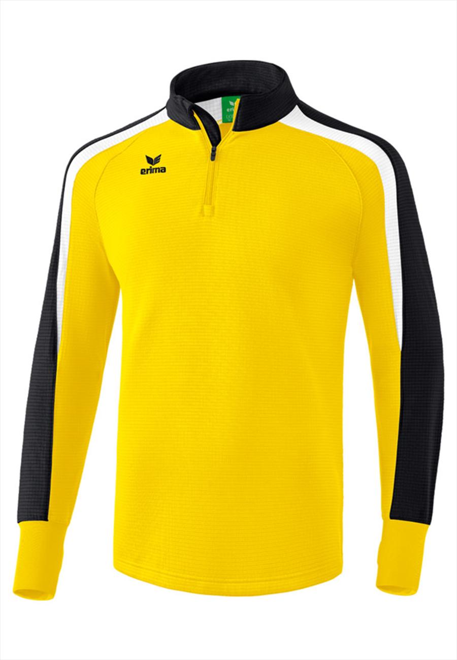 Erima Trainingstop Liga 2.0 gelb/schwarz Bild 2