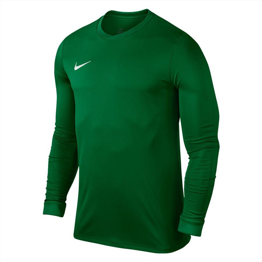 Nike Langarm Trikot Park VI grün/weiß Bild 2