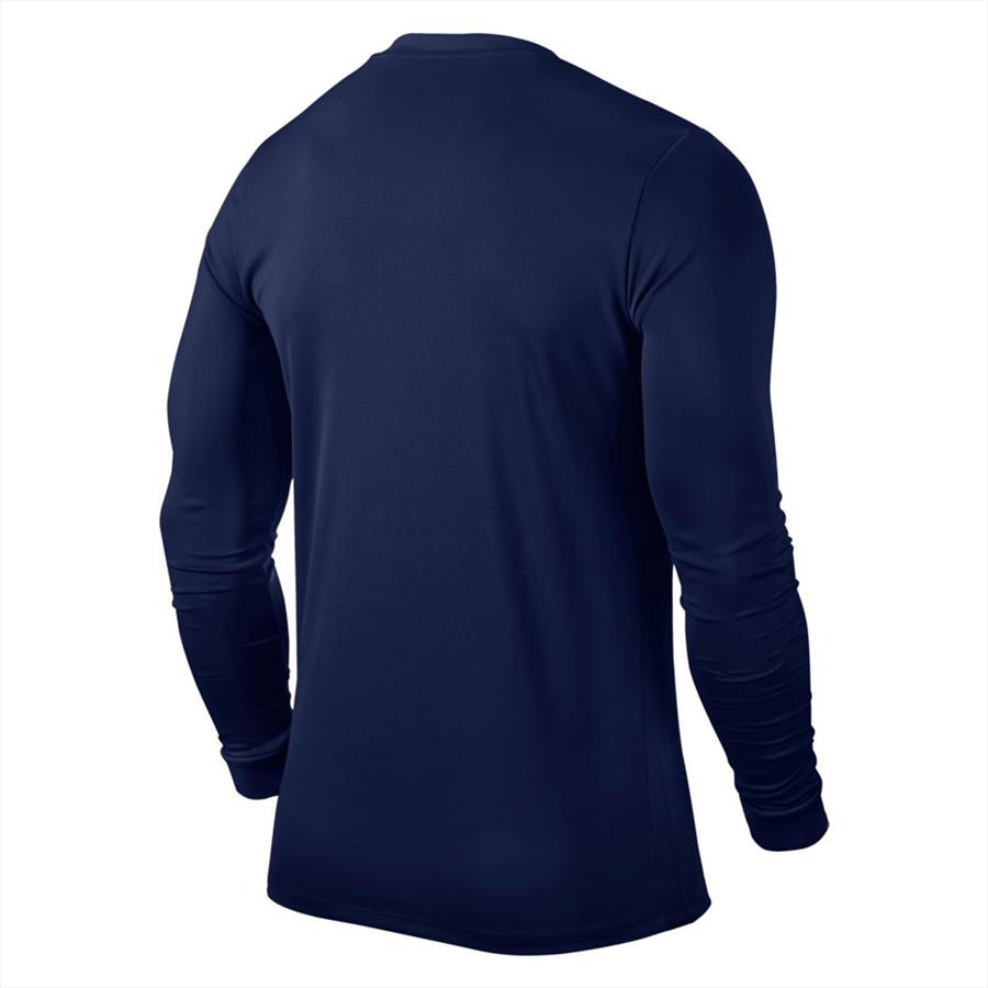 Nike Langarm Trikot Park VI dunkelblau/weiß Bild 3