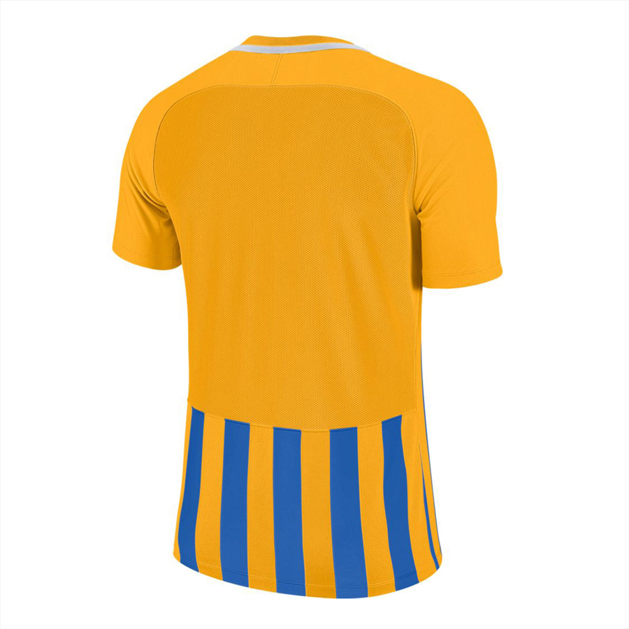 Nike Trikot Striped Division III SS Jersey gelb/blau