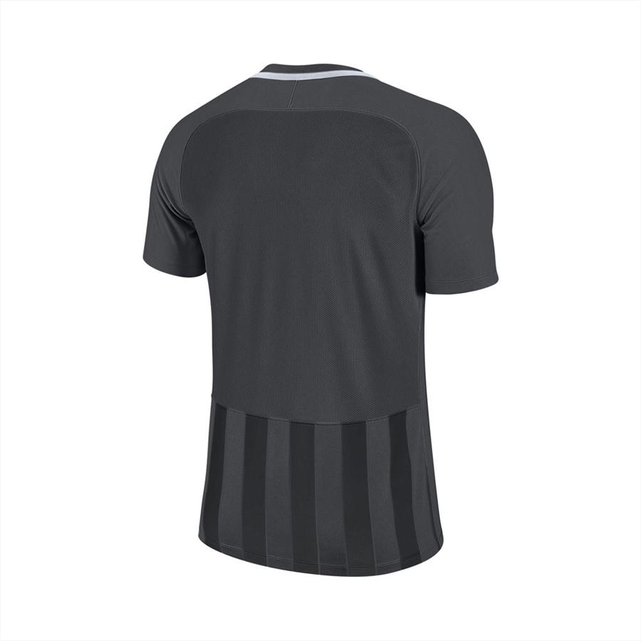 Nike Kinder Trikot Striped Division III SS Jersey anthrazit/schwarz Bild 3