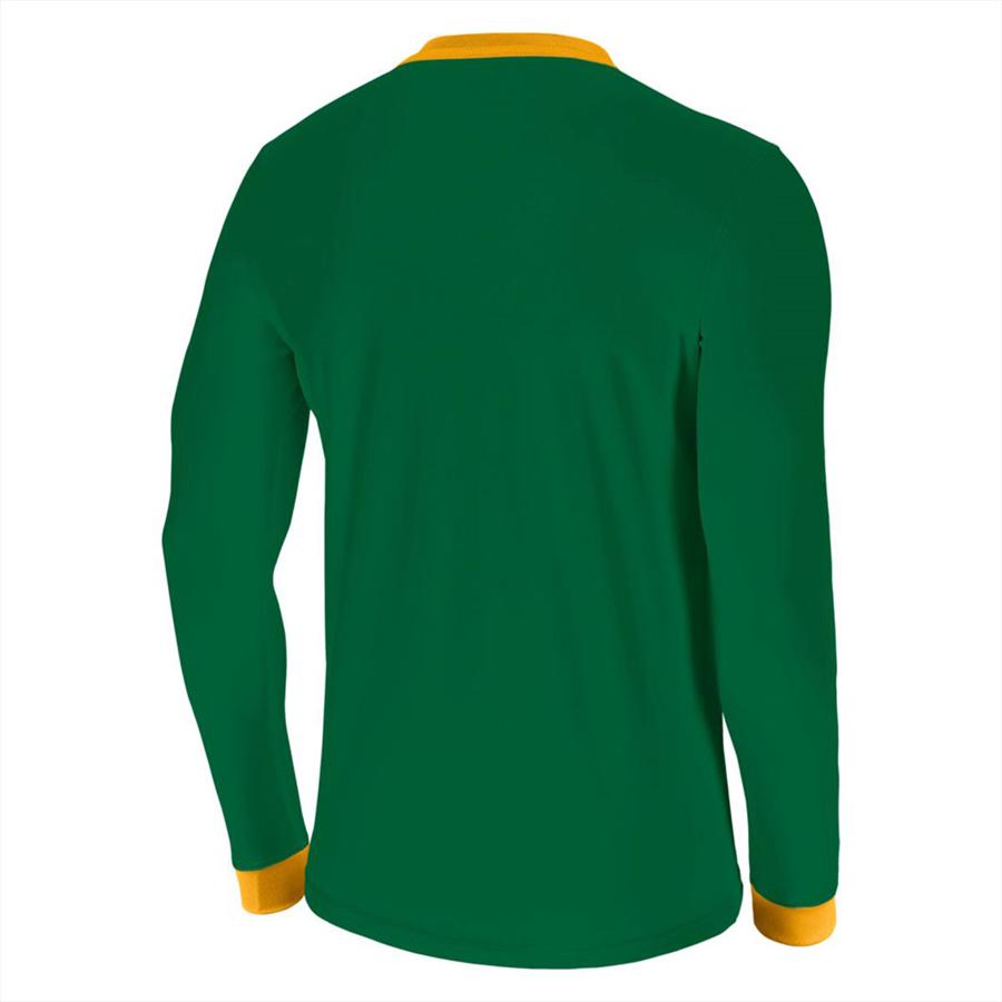 Nike Langarm Trikot Park Derby II LS Jersey grün/gelb Bild 3