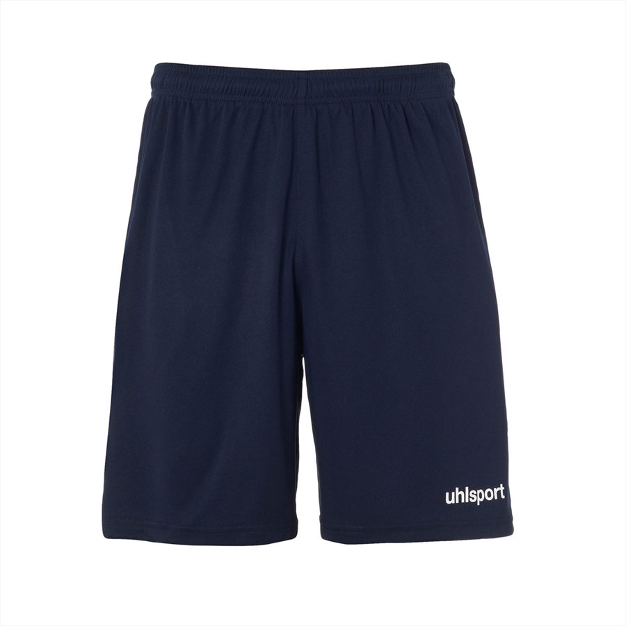 Uhlsport Short Center ohne Innenslip dunkelblau/weiß