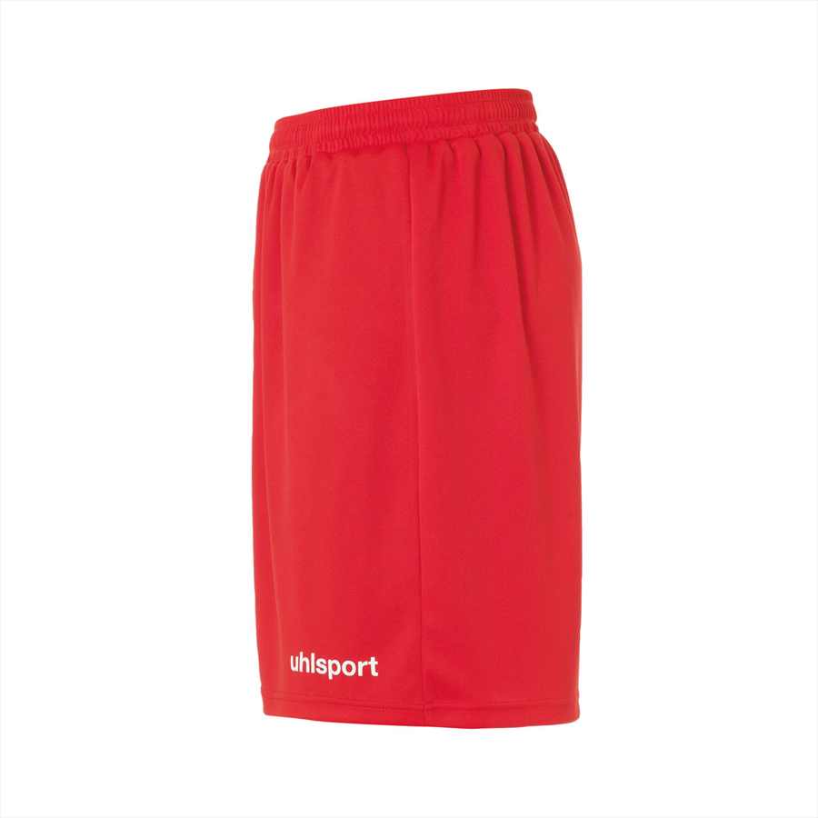 Uhlsport Short Center ohne Innenslip rot/weiß Bild 4